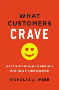 [해외]What Customers Crave (Hardcover)
