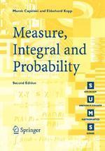 [해외]Measure, Integral and Probability