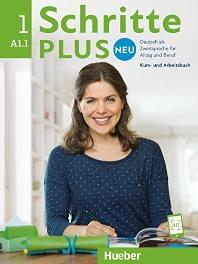Schritte plus Neu 01. Kursbuch+Arbeitsbuch+CD zum Arbeitsbuch