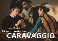 [해외]Postkartenbuch Caravaggio