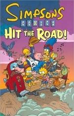 [해외]Simpsons Comics Hit the Road!