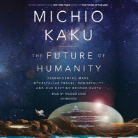 [해외]The Future of Humanity (Compact Disk)