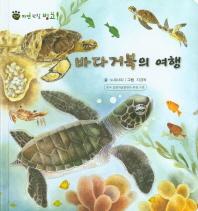 바다거북의 여행(꼬마 자연 관찰 빙고 25)