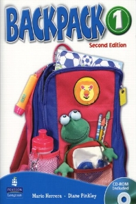 BACKPACK. 1(SB)(SECOND EDTION)(CD-ROM1장포함)