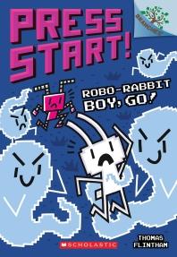[해외]Robo-Rabbit Boy, Go!
