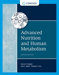 [해외]Advanced Nutrition and Human Metabolism