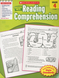 Scholastic Success with Reading Comprehension Grade. 4