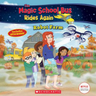 Magic School Bus Rides Again