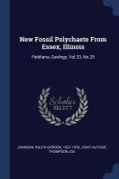 New Fossil Polychaete from Essex, Illinois