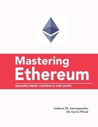 [해외]Mastering Ethereum (Paperback)