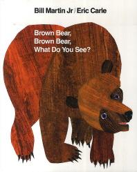노부영 Brown Bear, Brown Bear, What Do You See(PB+CD)