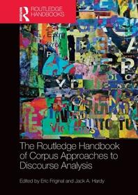 [해외]The Routledge Handbook of Corpus Approaches to Discourse Analysis