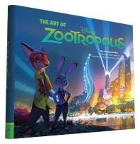 The Art of Zootropolis (영국판)