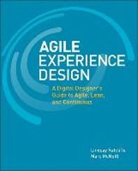 [해외]Agile Experience Design (Paperback)