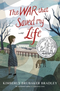 The War That Saved My Life (2016 Newbery Honor)(Hardcover)
