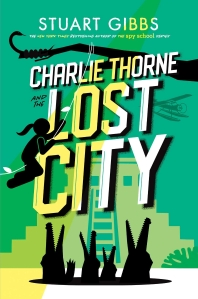 [해외]Charlie Thorne and the Lost City