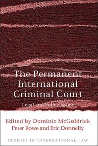 The Permanent International Criminal Court