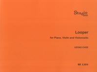 Looper for Piano Violin and Violoncello(SE 1204)