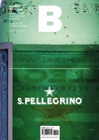 매거진 B(Magazine B) No.40: San Pellegrino(한글판)