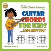 [해외]Guitar Chords for Kids...& Big Kids Too! (Paperback)