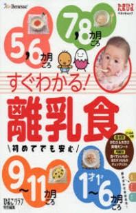 すぐわかる!離乳食 5,6カ月ごろ7,8カ月ごろ9~11カ月ごろ1才~1才6カ月ごろ 初めてでも安心