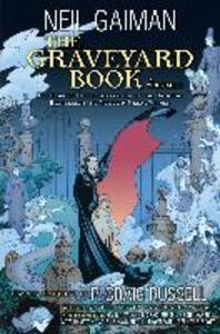 [해외]The Graveyard Book Graphic Novel (Hardcover)