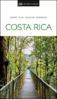 [해외]DK Eyewitness Costa Rica (Paperback)