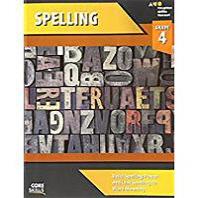[해외]Core Skills Spelling Workbook Grade 4 (Paperback)