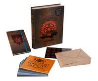 [해외]Supernatural Deluxe Note Card Set (with Keepsake Box)