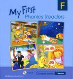 MY FIRST PHONICS READERS F: IRREGULAR SOUNDS(CD1장포함)