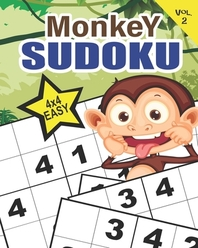 Monkey Sudoku Vol. 2 Easy