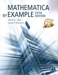 [해외]Mathematica by Example