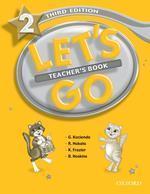 [보유]Let's Go. 2: Teacher's Book