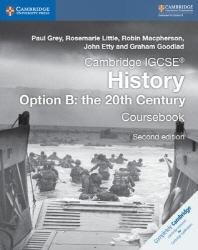 [해외]Cambridge IGCSE History Option B