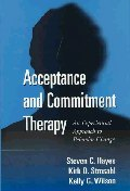 [해외]Acceptance and Commitment Therapy (Hardcover)