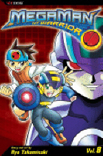 Megaman NT Warrior, Vol. 8, Volume 8