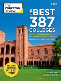 [해외]The Best 387 Colleges, 2022