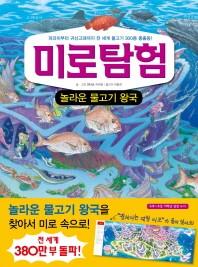 미로탐험: 놀라운 물고기 왕국(양장본 HardCover)