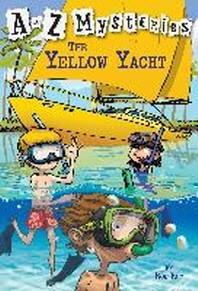 A to Z Mysteries #Y : Yellow Yacht