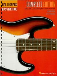 Hal Leonard Electric Bass Method Complete Edition