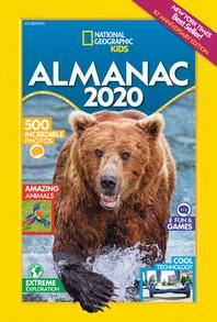 [해외]National Geographic Kids Almanac 2020 (Hardcover)