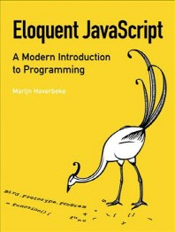[해외]Eloquent JavaScript (Paperback)