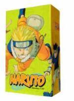 Naruto 1-27