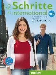 [해외]Schritte international Neu 1+2. 5 Audio-CDs und 1 DVD zum Kursbuch. Medienpaket