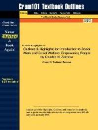 [해외]Outlines & Highlights for Introduction to Social Work and Social Welfare (Paperback)