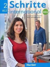 [해외]Schritte international Neu 2. Kursbuch + Arbeitsbuch + CD zum Arbeitsbuch