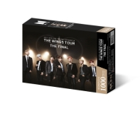 BTS 직소퍼즐 월드투어 포스터(The Wings Tour). 1(인터넷전용상품)