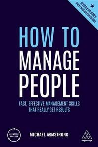 [해외]How to Manage People (Hardcover)