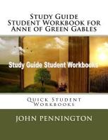 [해외]Study Guide Student Workbook for Anne of Green Gables (Paperback)