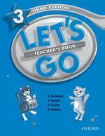 Lets Go 3 Teachers Book